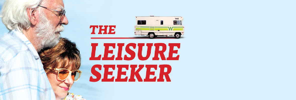 The Leisure Seeker │Cream Tea Cinema
