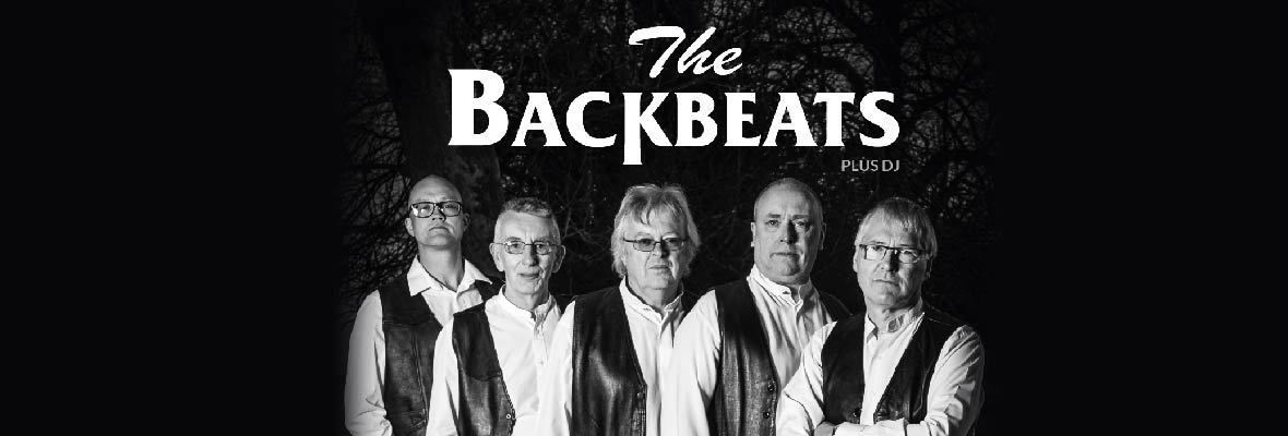 60s Night featuring The Backbeats