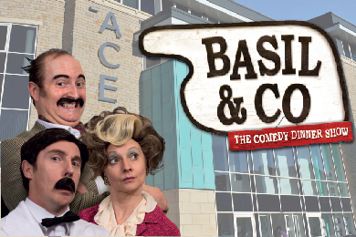 Basil & Co- The Comedy Dinner Show