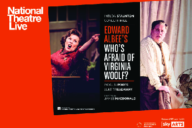 National Theatre Live - Who's afraid of Virginia Woolf?