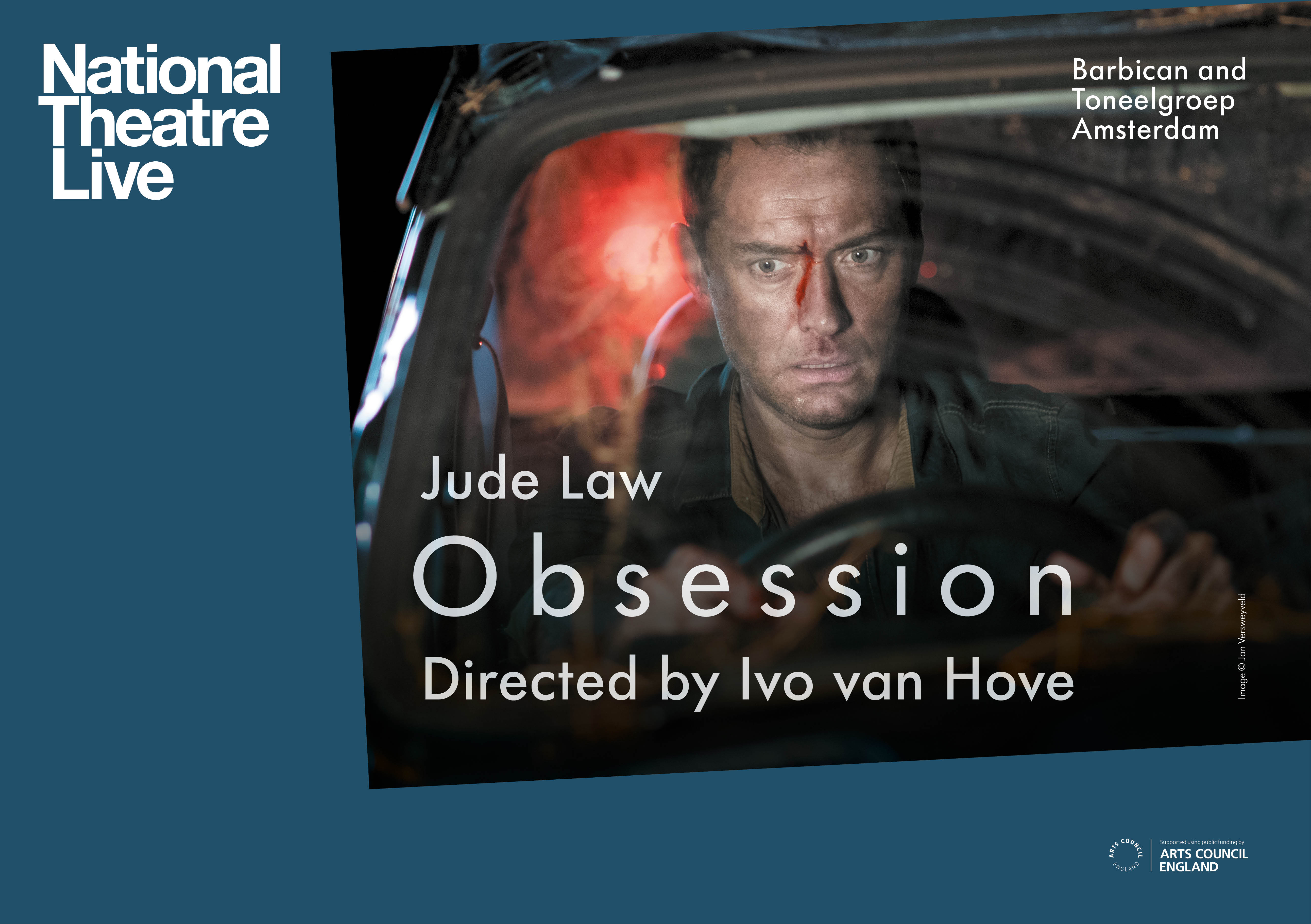 National Theatre Live - Obsession