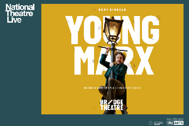 National Theatre Live - Young Marx