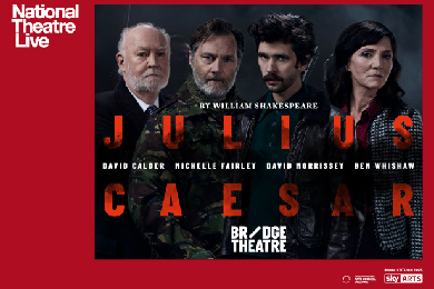 National Theatre Live - Julius Caesar