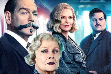 Murder on the Orient Express- Cream Tea Cinema