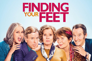 Finding Your Feet- Cream Tea Cinema