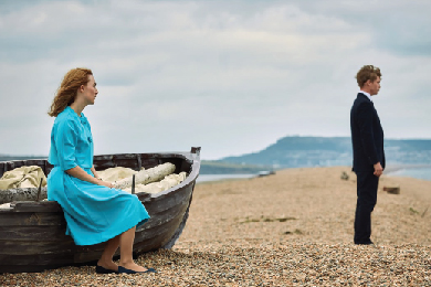 On Chesil Beach │Cream Tea Cinema