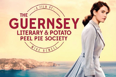 The Guernsey Literary And Potato Peel Pie Society │Cream Tea Cinema
