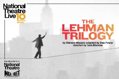 The Lehman Trilogy │National Theatre (Encore)