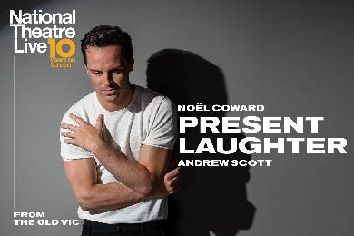 Present Laughter │National Theatre (Encore)