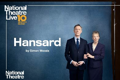 Hansard │ National Theatre Live