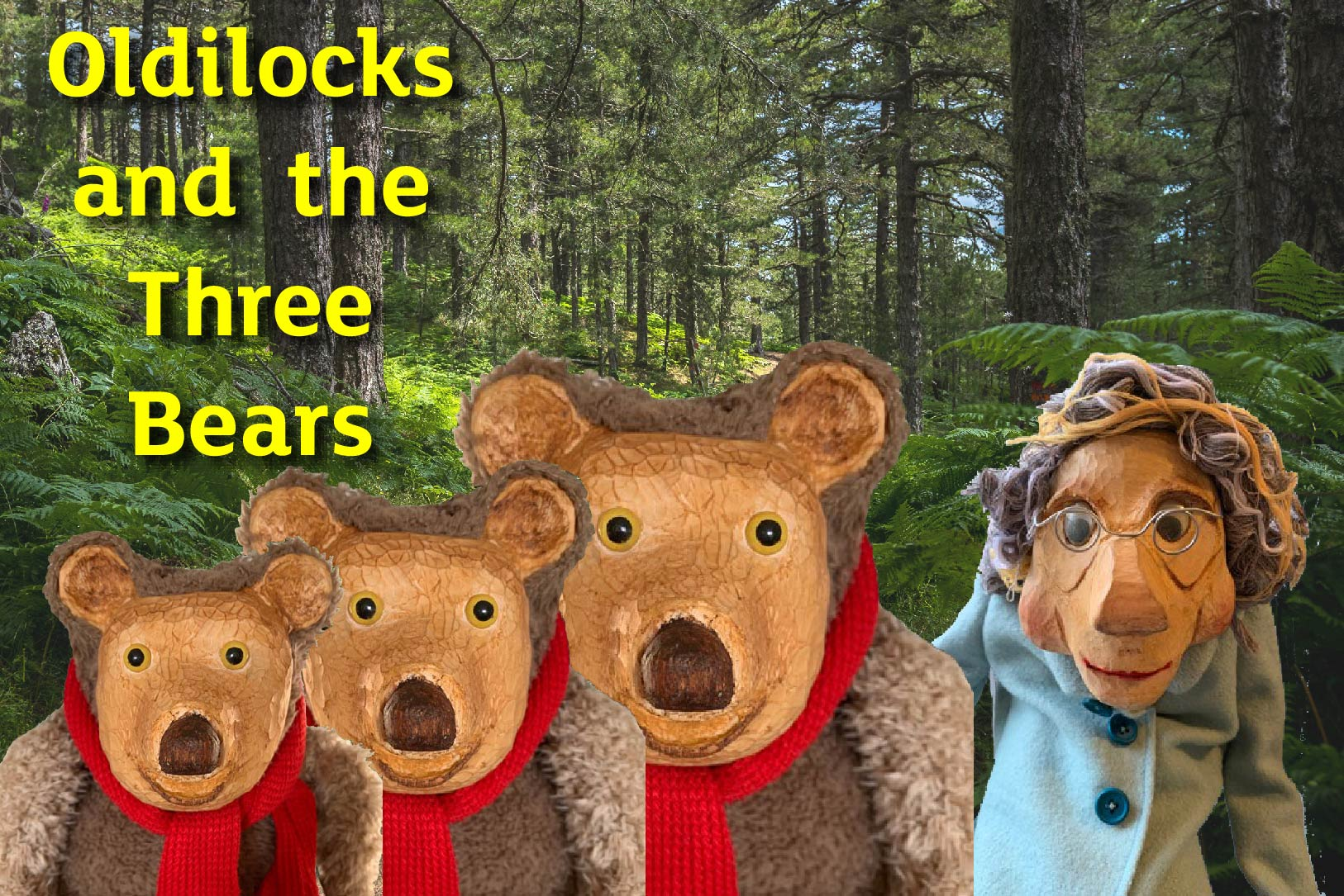 Oldilocks and the Three Bears